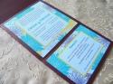Tarjetas Proxy Jacks, tarjetas de boda de El Salvador