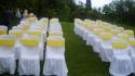 Multibanquetes, decoración para boda de El Salvador